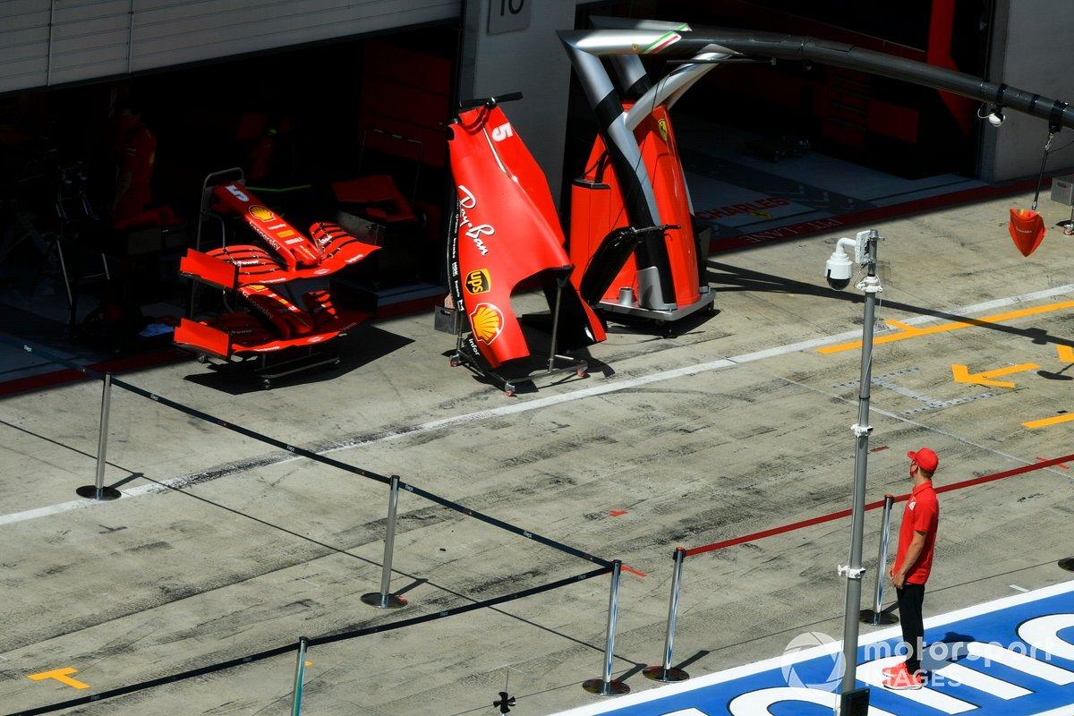 Mick Schumacher, Prema Racing mira el Ferrari SF1000