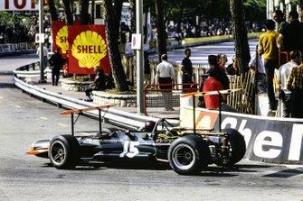 Jackie Oliver, BRM P133