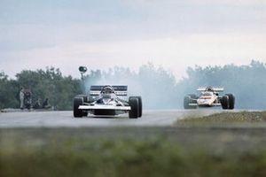 Jackie Stewart, Tyrrell 001-Ford, Jacky Ickx, Ferrari 312B