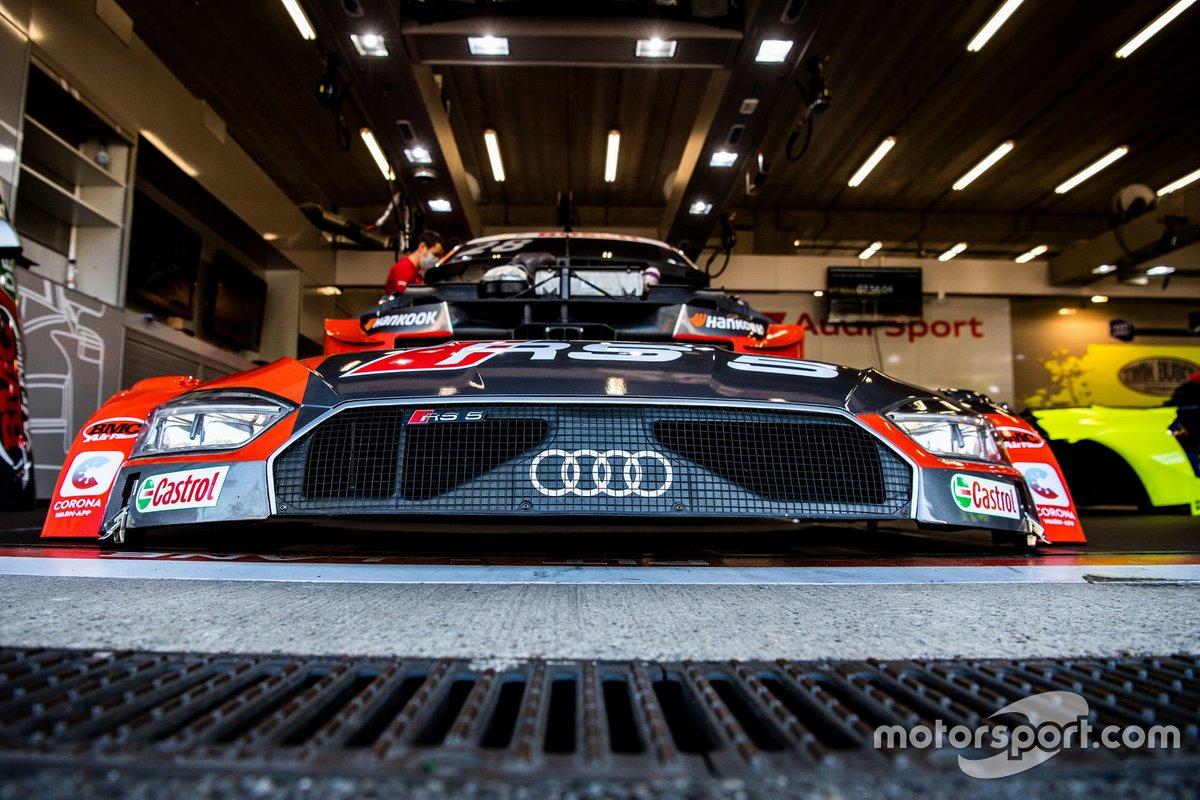 L'auto di Loic Duval, Audi Sport Team Phoenix, Audi RS 5 DTM