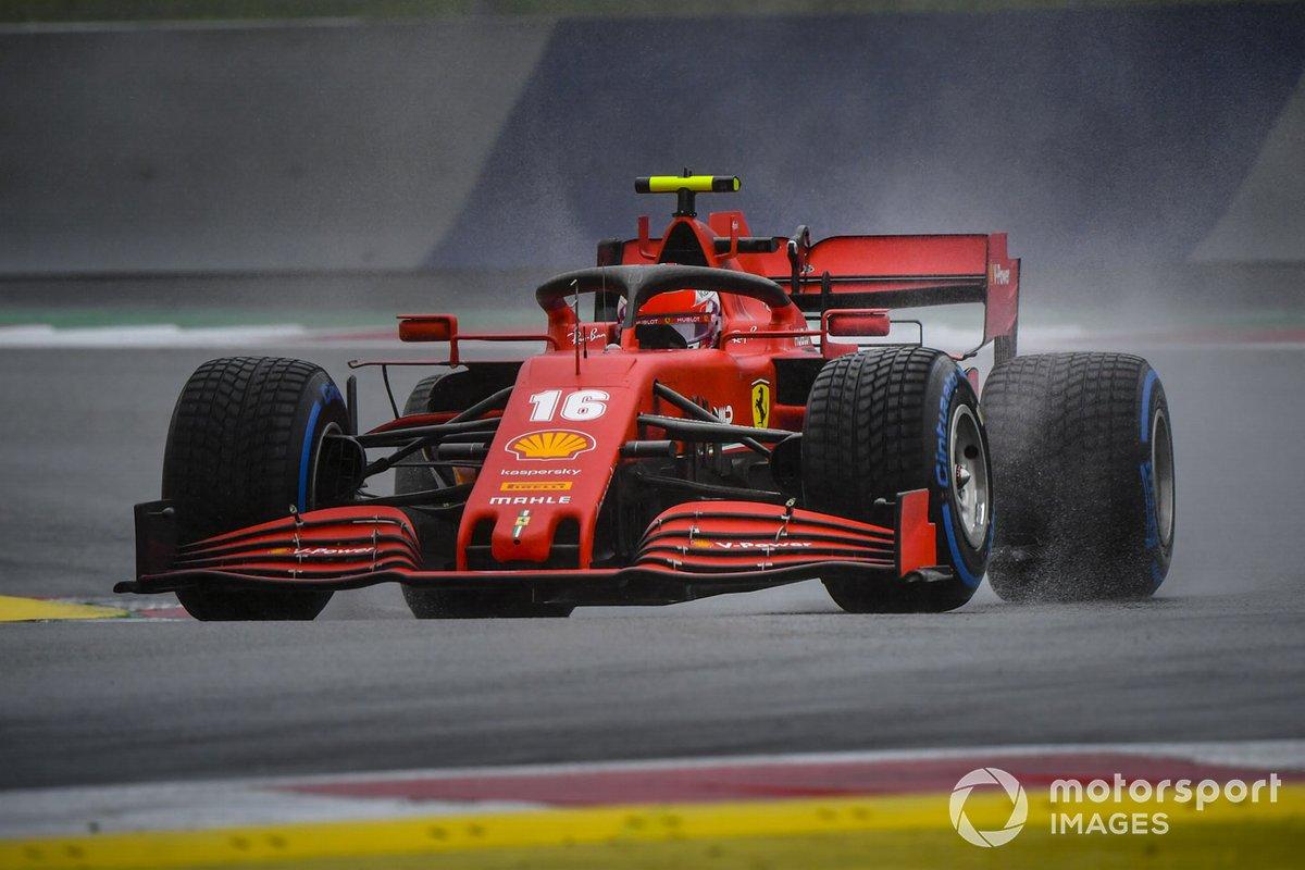 14 - Charles Leclerc, Ferrari SF1000