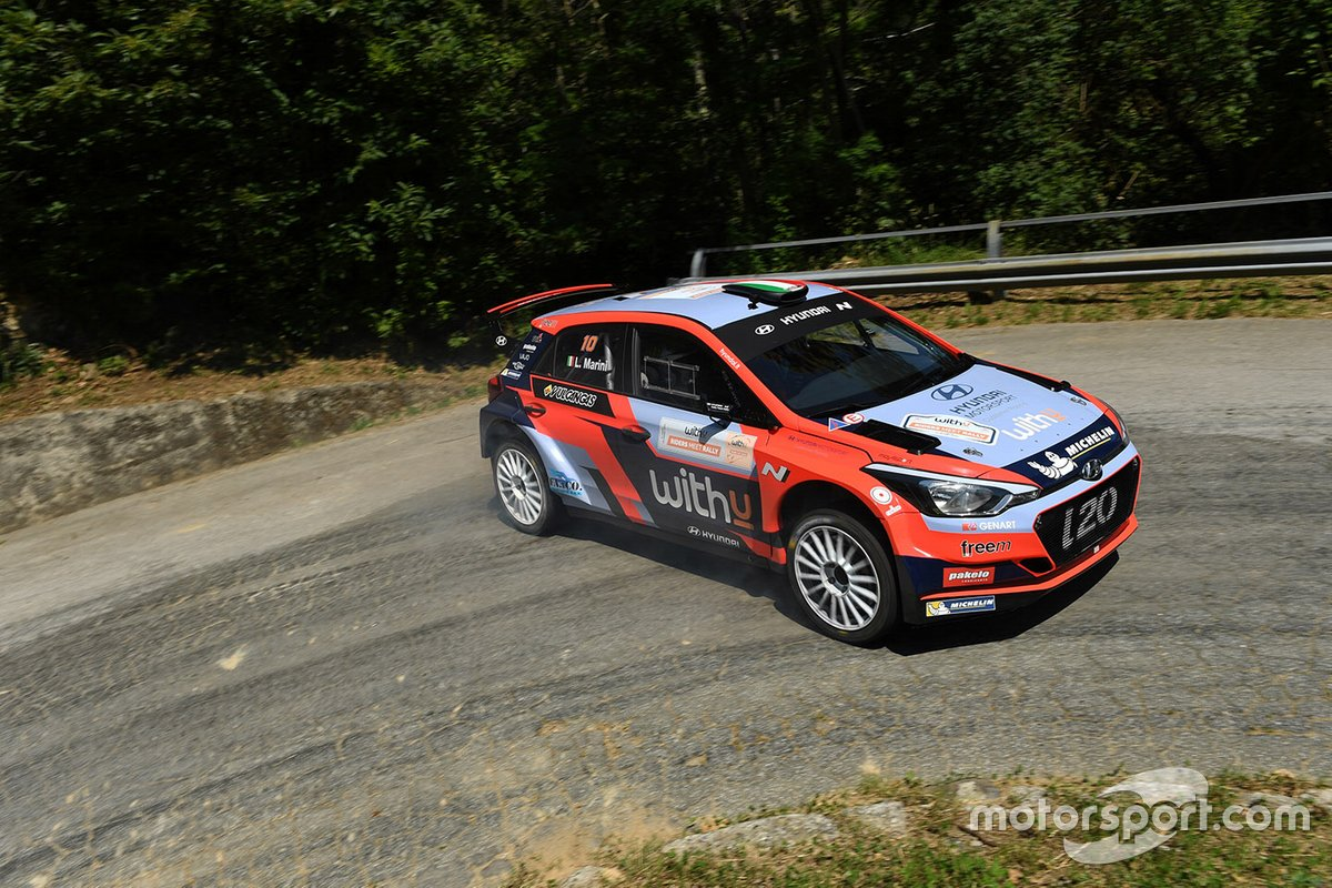 Luca Marini, Hyundai I20 R5