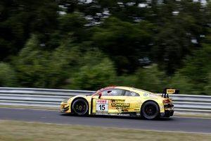 #15 Phoenix Racing Audi R8 LMS GT3: Michele Beretta, Kim Luis Schramm