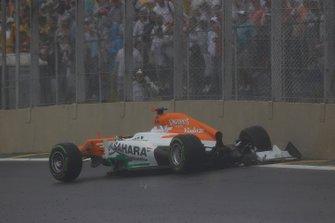 Paul di Resta, Force India VJM05 Mercedes