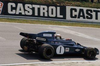 Jackie Stewart, Tyrrell 003/005 Ford
