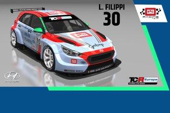 Luca Filippi, BRC Racing Team, Hyundai i30 N TCR
