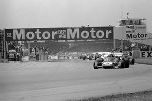 Clay Regazzoni, Ferrari 312B2, GP di Gran Bretagna del 1971