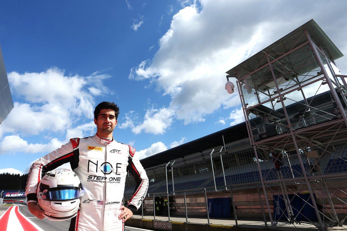Juan Manuel Correa, ART Grand Prix