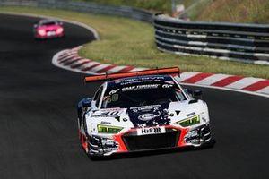 #40 Car Collection Motorsport Audi R8 LMS GT3: Milan Dontje, Klaus Koch, Jörg Viebahn