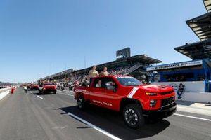 Chevrolet, Prerace activities