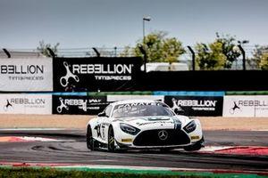 #6 Mercedes-AMG Team Toksport WRT Mercedes-AMG GT3: Luca Stolz, Maro Engel