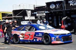 J.J. Yeley, Rick Ware Racing, Ford Mustang Fat Boy Ice Cream