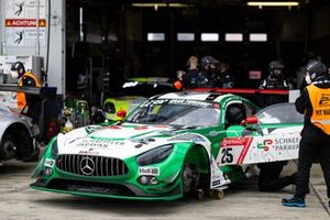 #25 Space Drive Racing Mercedes AMG GT3: Dominik Farnbacher, Darren Turner, Tim Scheerbarth, Philipp Elis