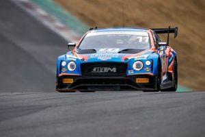 #11 Martin Plowman / Kelvin Fletcher - JRM Racing Bentley Continental GT3