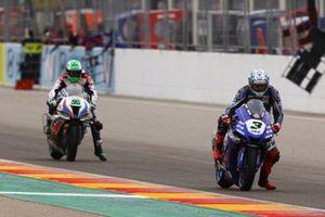 Kohta Nozane, GRT Yamaha WorldSBK Team, Eugene Laverty, RC Squadra Corse