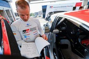 Jonne Halttunen, Toyota Gazoo Racing WRT
