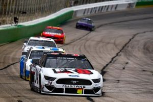 Michael McDowell, Front Row Motorsports, Ford Mustang Fr8Auctions