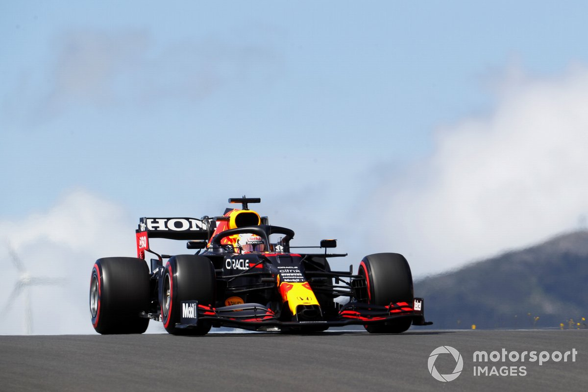 Max Verstappen, Red Bull Racing RB16B