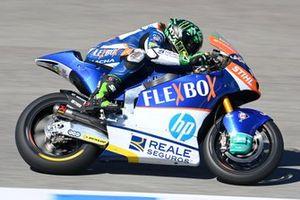 Stefano Manzi, Pons HP40