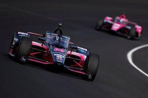 Helio Castroneves, Meyer Shank Racing Honda