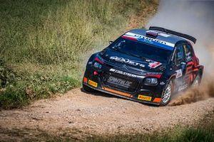 Alexey Lukyanuk, Alexey Arnautov, Sainteloc Junior Team, Citroen C3 Rally2