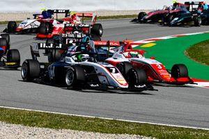 Frederik Vesti, ART Grand Prix, Olli Caldwell, Prema Racing
