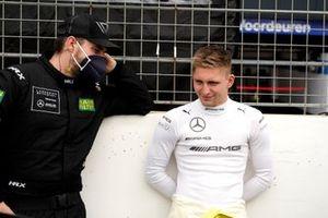 #70 Mann-Filter Team Landgraf-HTP WWR Mercedes-AMG GT3 Evo: Maximilian Buhk