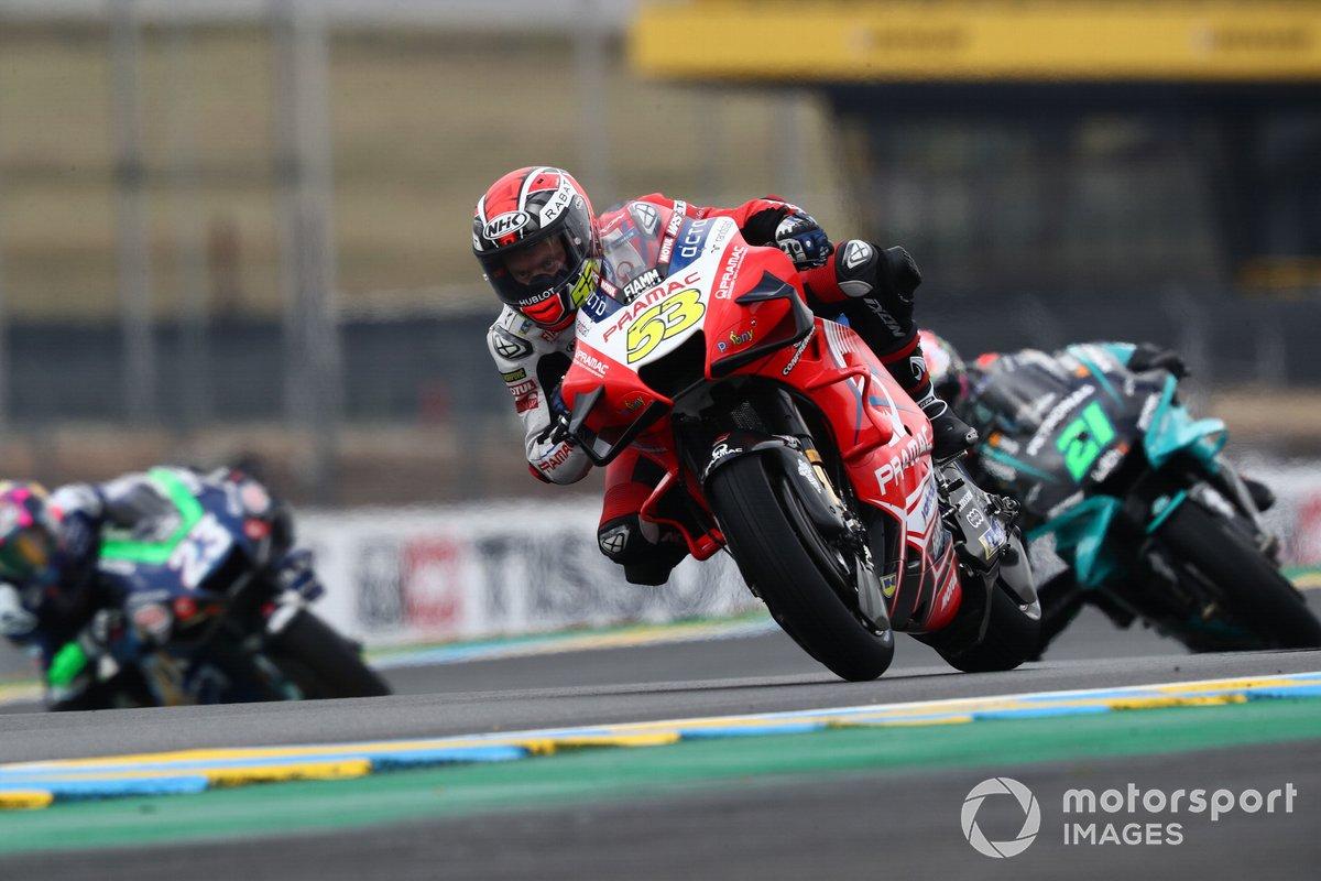 Tito Rabat, French MotoGP. 14 May 2021