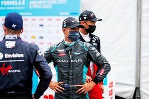 Nick Cassidy, Envision Virgin Racing, Mitch Evans, Jaguar Racing, Andre Lotterer, Porsche