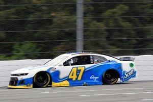 Ricky Stenhouse Jr., JTG Daugherty Racing, Chevrolet Camaro Scott Brand