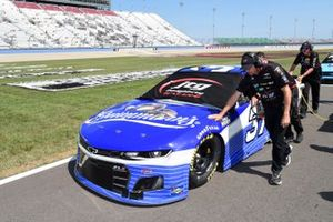 Ryan Preece, JTG Daugherty Racing, Chevrolet Camaro Entenmann's