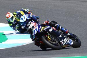 Manuel Gonzalez, Yamaha ParkinGO Team, Dominique Aegerter, Ten Kate Racing Yamaha