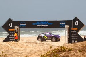 Sebastien Loeb, X44 Cristina Gutierrez, X44