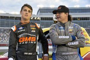 Zane Smith, GMS Racing, Chevrolet Silverado Good Sam, Sheldon Creed, GMS Racing, Chevrolet Silverado