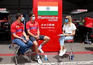 Alexander Sims and Alex Lynn, Mahindra Racing, Puebla, Mexico