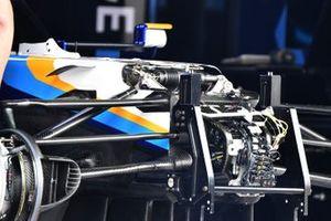 Williams FW43B, dettaglio tecnico