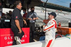 Michael Andretto y Marco Andretti, Andretti Herta-Haupert w/Marco & Curb-Agajanian Honda