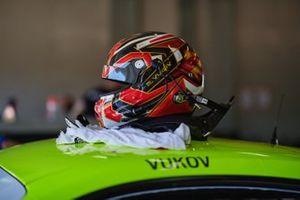 Il casco di Risto Vukov, GDL Racing