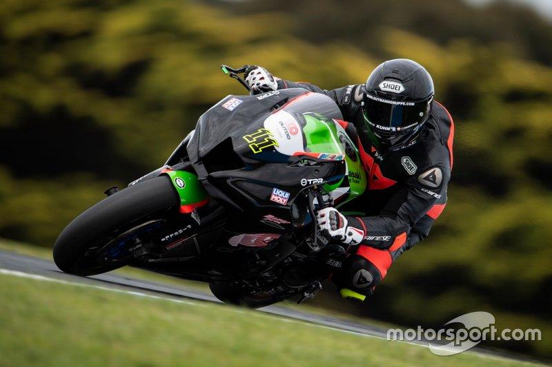 #11 Sandro Cortese, Outdo Kawasaki TPR
