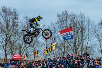 Jed Beaton, Husqvarna Factory Racing