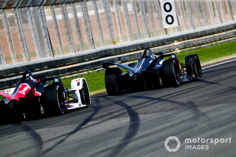 Sébastien Buemi, Nissan e.Dams, Nissan IMO2 Neel Jani, Porsche, Porsche 99x Electric