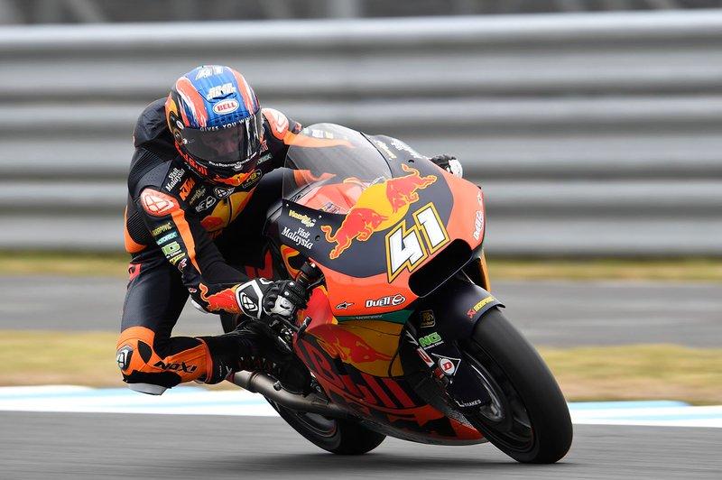 9. Brad Binder (Moto2)