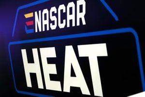 The NASCAR Heat logo