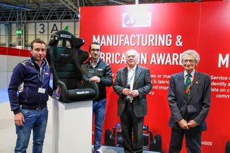 Product Showcase Awards presentation