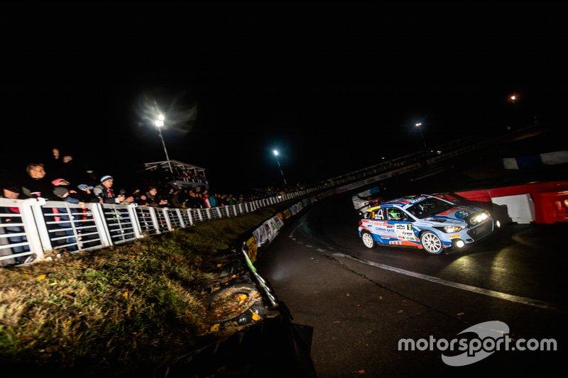 Callum Devine, Brian Hoy, Motorsport Ireland, Hyundai i20 R5