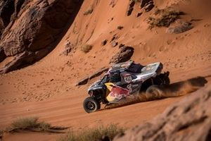 #412 Red Bull Off-Road Team USA OT3: Mitchell Guthrie, Ola Floene