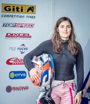Tatiana Calderón, Seven GP