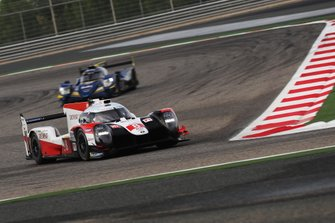 #8 Toyota Gazoo Racing Toyota TS050: Thomas Laurent, Nyck De Vries