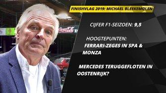 F1-jaarterugblik met Michael Bleekemolen: De Finishvlag