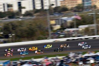 Austin Dillon, Richard Childress Racing, Chevrolet Camaro Bass Pro Shops/Tracker OffRoad, Jimmie Johnson, Hendrick Motorsports, Chevrolet Camaro Ally